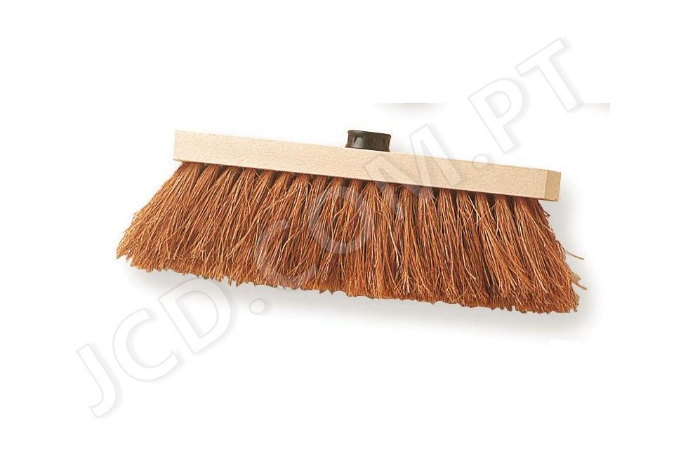Vassoura de fibra de coco, Vassouras, Escovas, Vassoura, Cantoneiro, ferramentas, Construção, Obras, Pedreiros, construção, Bons preços