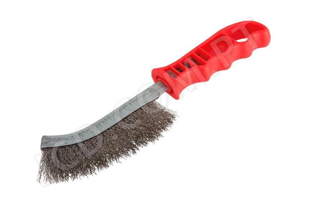 Escova de Aço, Escova curva, Aço, Escovas de aço, ferramentas para a Construção, construção, Bons preços