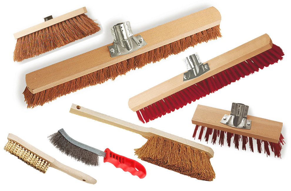 Vassouras, Escovas, Vassoura, Cantoneiro, ferramentas, Construção, Obras, Pedreiros, Vassouras para a construção, Ferramentas, Importação, Bons preços