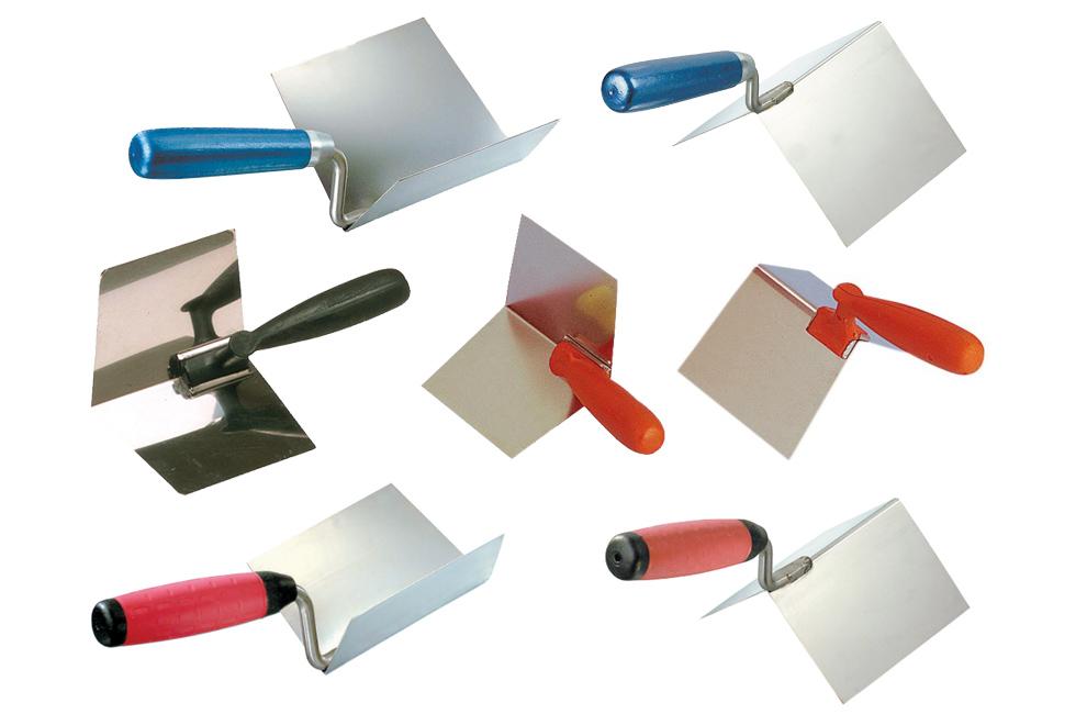 Colheres de angulo, colher de canto, Inox, ferramentas, Colher de Angulo, Pedreiro, Colheres, construção, Inox, bons preços, Colher Estucador, Ferramentas