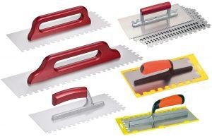 Liçosas dentadas, Kaufmann, Ferramentas Manuais, Ferramentas para a Construção, Preços, Palustras dentadas, Ferramentas Profissionais, Gessos, liçosas