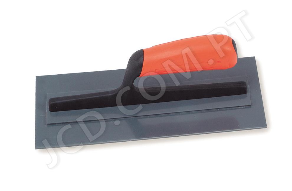 Alisamento de rebocos, Gessos, Estuque, Liçosa de PVC, cabo soft, 3 mm espessura, Liçosas de alisamento, Ferramentas, Construção, Liçosas