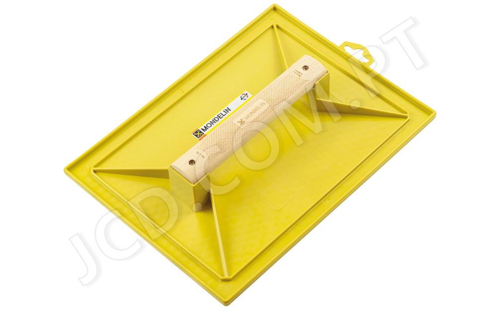 Talocha Pro ABS Amarelo, O ABS tem maior resistência ao impacto, desgaste e à fricção, Para uso intensivo, Qualidade excelente