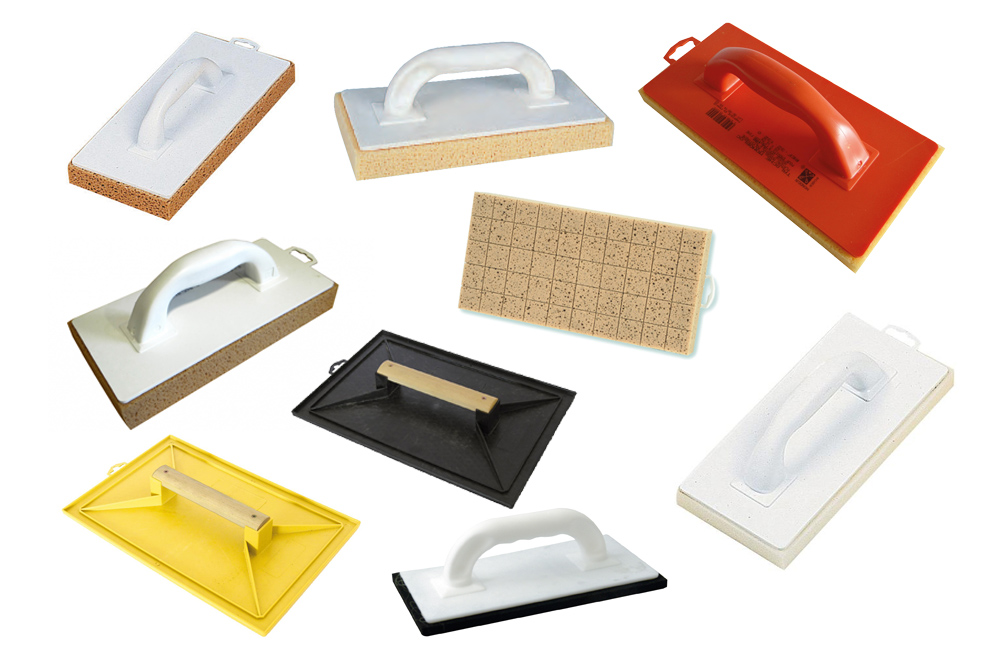 Talochas de limpeza, Talochas de borracha, Talocha de esponja, para lixar, Ferramentas Manuais, Ferramentas, Construção, Preços, Ferramentas Profissionais