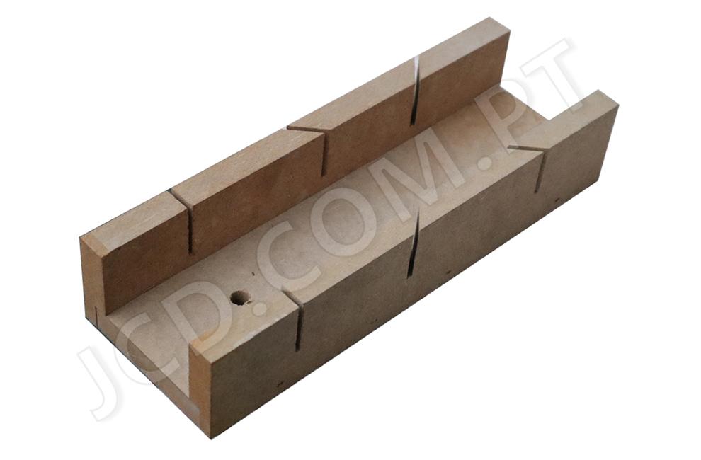 caixa de corte U madeira, caixas de esquadria, Caixas de corte, Esquadria, Madeira
