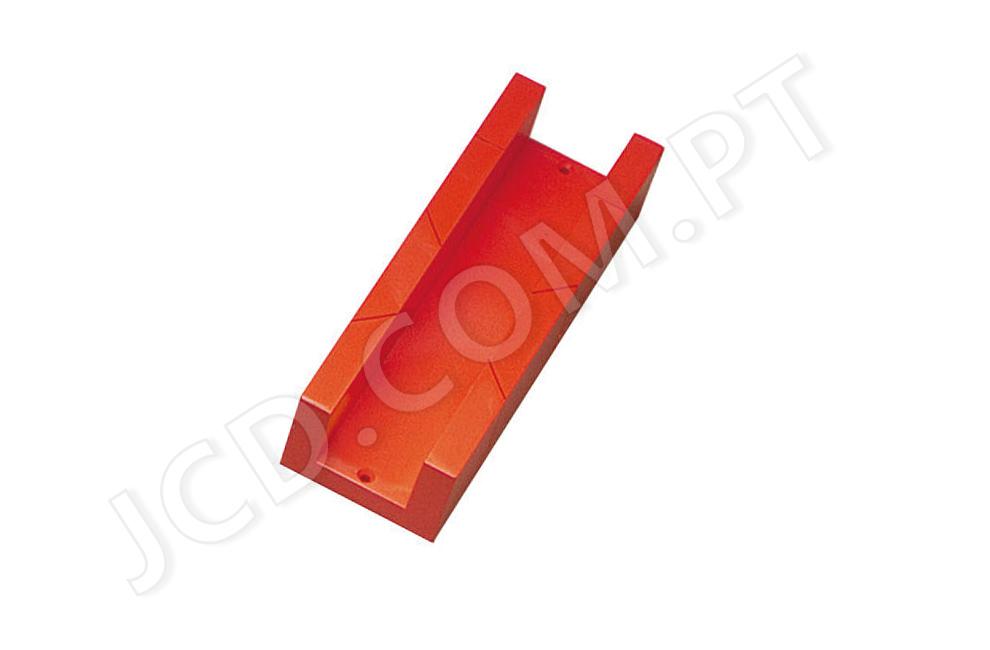 caixa de corte U madeira, caixas de esquadria, Caixas de corte, Esquadria, em U, Plástico