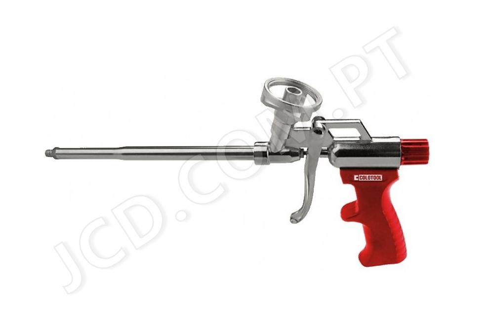 pistola de espuma de poliuretano