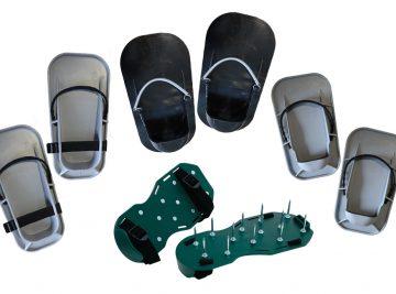 Patins, Sapatos de Bicos, Picos, Pavimentos, Auto-nivelantes, Pares, Calçado, Construção, Betonilha, Chinelos, Sola lisa, Par de patins, Preços, Ferramentas
