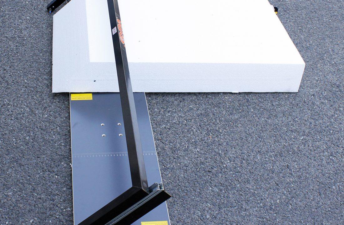 Máquinas de Corte de esferovite, Corte placas esferovite, horizontal, Preço