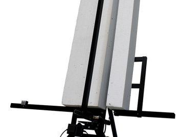 Máquinas de Corte de esferovite, Corte de placas de esferovite, Capoto, Corte de esferovite com fio quente, Corte de EPS, Placas XPS, Horizontal, construção