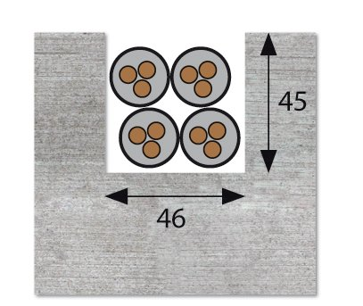 esquema de disco, EMF 150.1, Fresadora de Roços, Máquina, Abre-Roços, Eibenstock EMF 150.1, Ferramentas elétricas
