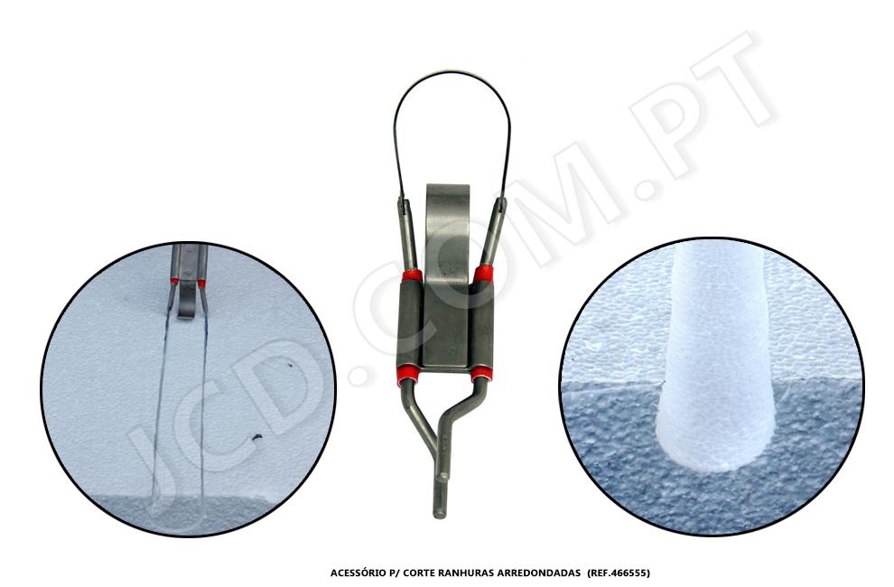 Acessorio para corte de ranhura, Faca de corte, Faca de Corte esferovite, Corte de EPS, Capoto, Facas quentes
