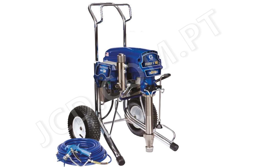 Máquina Pulverizadora Airless, Maquinas de Pintura, Pulverizadores de Tinta, Graco, MARK HD, Pulverizadora, Máquinas, Construção, Pintores, Pintura, Preços