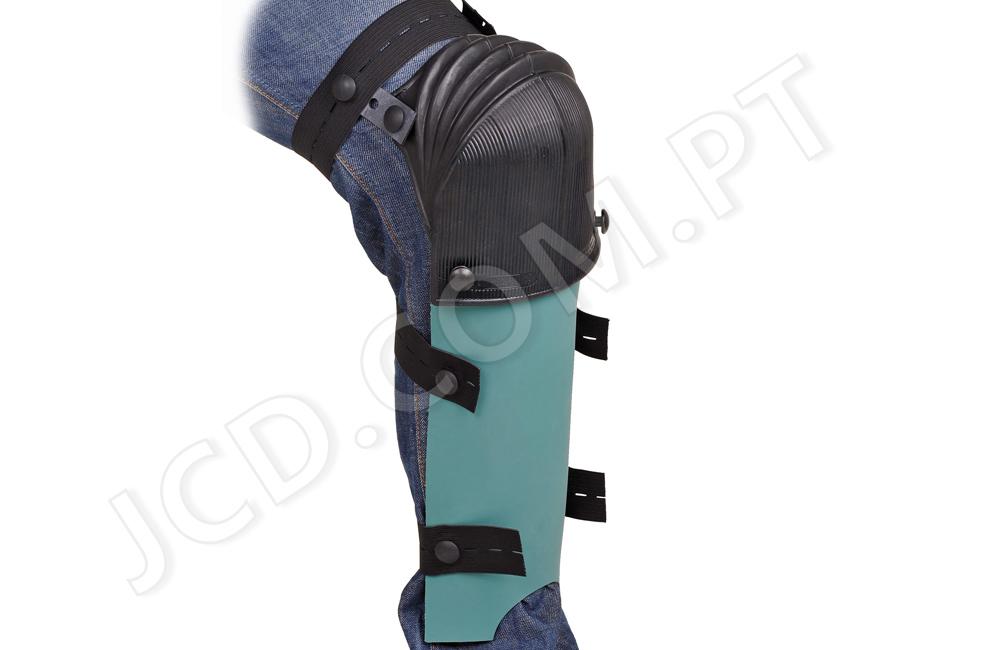 Joelheiras, Caneleiras, Joelheira, profissional, construção, ladrilhador, proteção de joelhos e canelas , Putzmeister