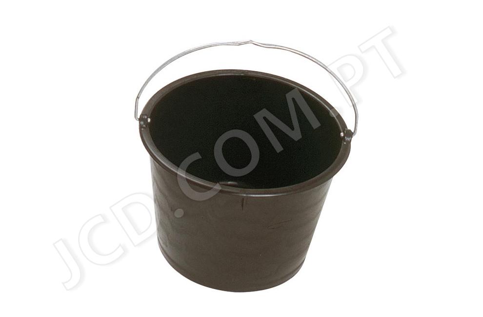 Balde, 20 litros, Baldes para construção, Baldes de plástico, balde com asa, Mondelin, Construção