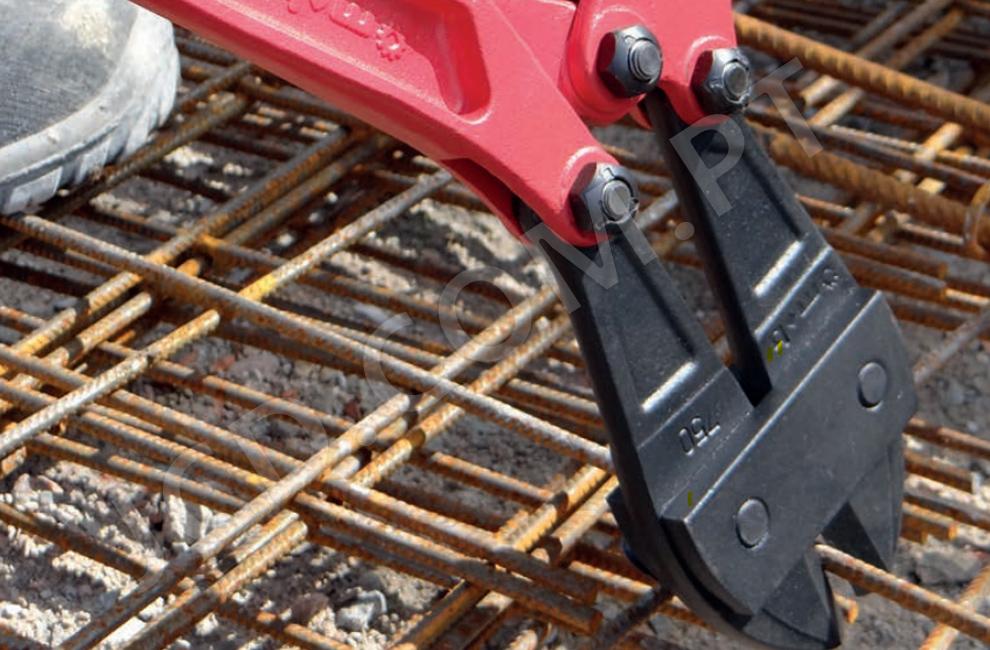 Cisalha, corta ferro, Tesoura grande, corta parafusos, Corta varetas de ferro, Ferramentas, ferramentas para Construção civil