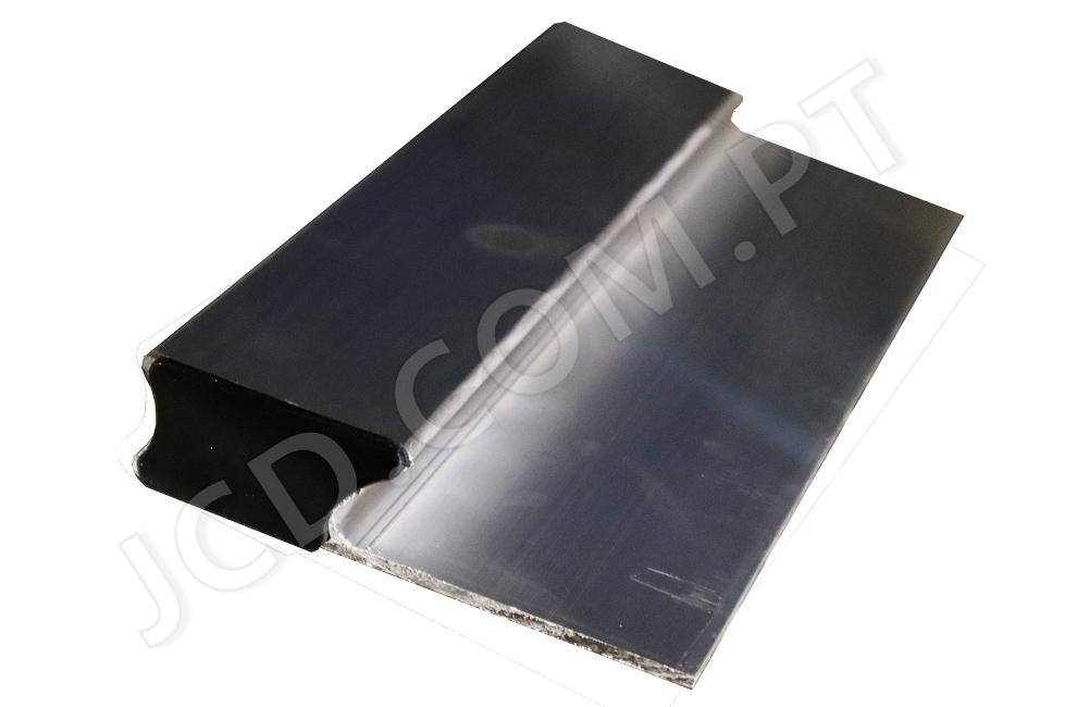 Régua de alumínio, Réguas, H fechada, Régua H fechada, Réguas de alumínio, régua h, ferramentas, construção