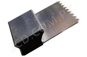 Régua de alumínio, Réguas, H fechada, Régua dentada, Réguas de alumínio, régua com dentes, ferramentas, construção