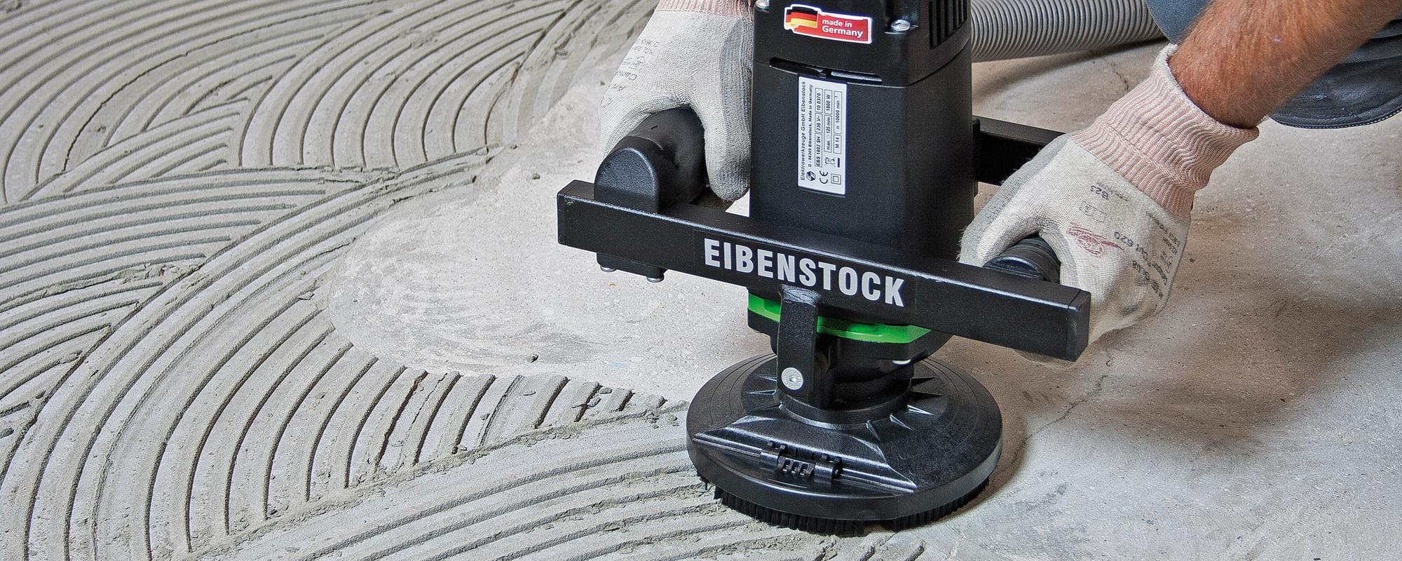 Desbastadores de betão, Desbastadora Eibenstock EBS 1802, Polidoras de Betão, EBS 1802 SH, Lixadeira de betão Eibenstock, Pavimentos de betão, Pedra natural, ferramentas elétricas, Ferramentas Profissionais