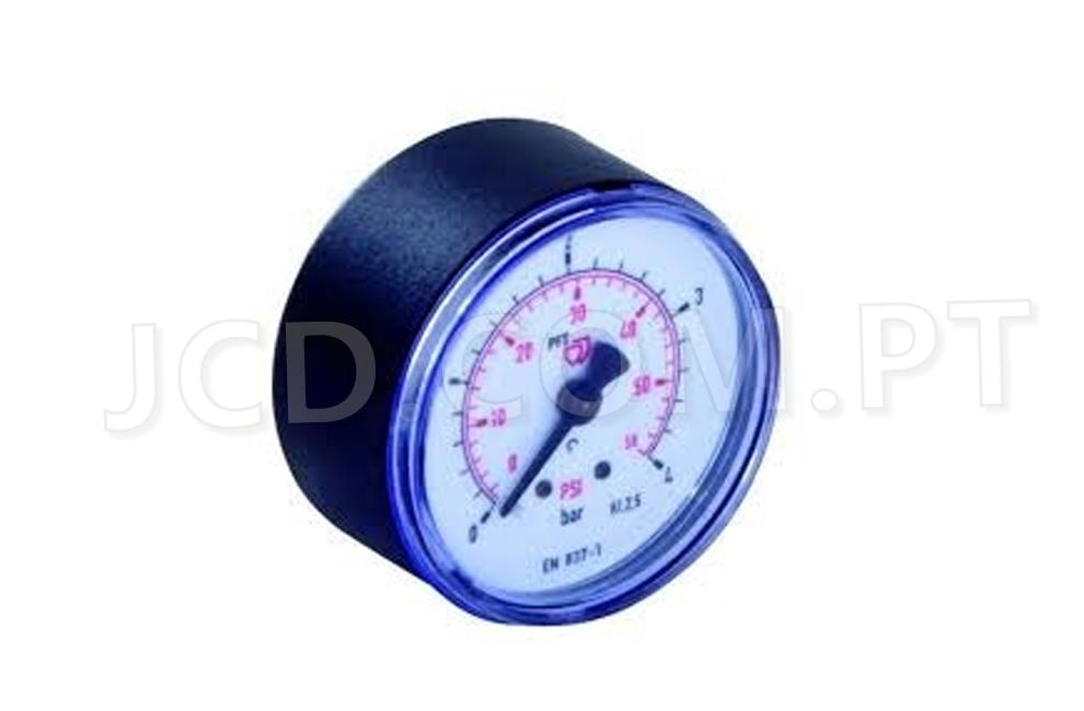 Manómetros, Manómetro G54, Maquinas de Projetar, PFT, Acessórios, Manómetros de pressão, Manómetros de Agua